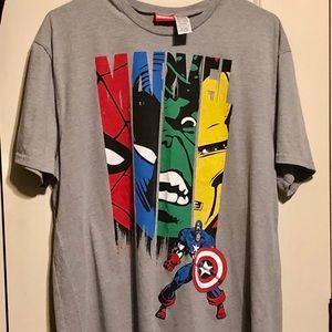 Marvel Avengers Men's T-Shirt XL